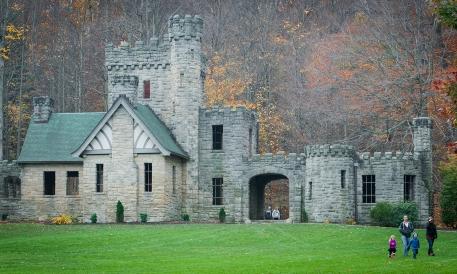 Squire's Castle Fall 2016